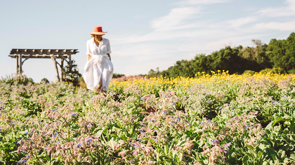 Farm-to-Face, For Real: Discover our Estate Grown Beauty Complex