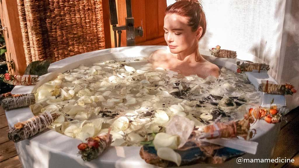 Beauty Rituals with Rose