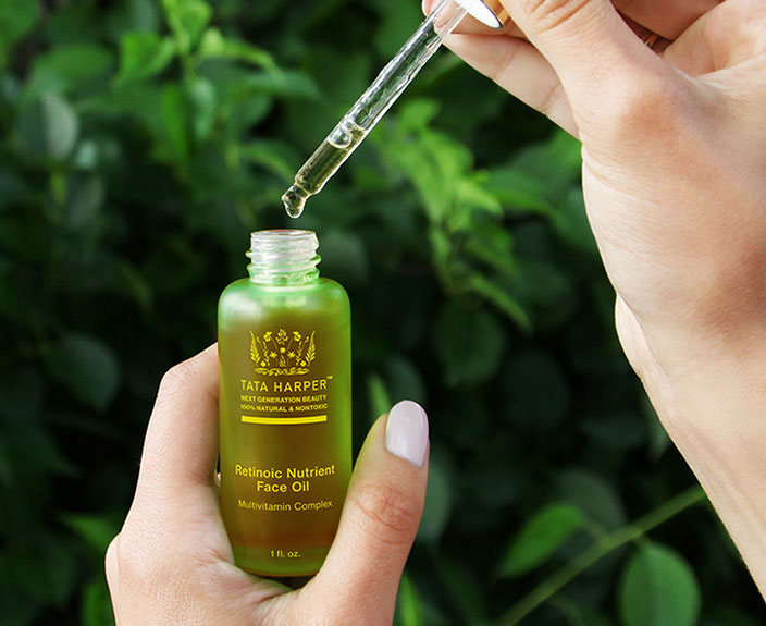 Best Natural Retinoic Face Oil