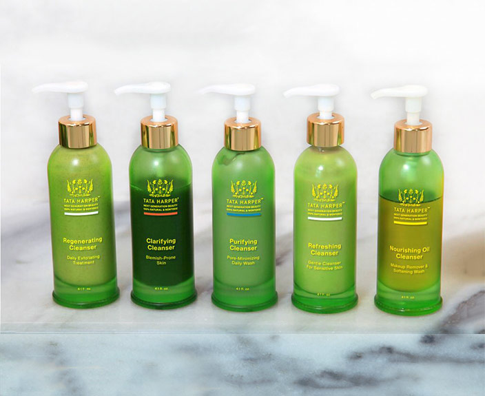 Tata Harper Skincare Cleansers For Every Skin Type